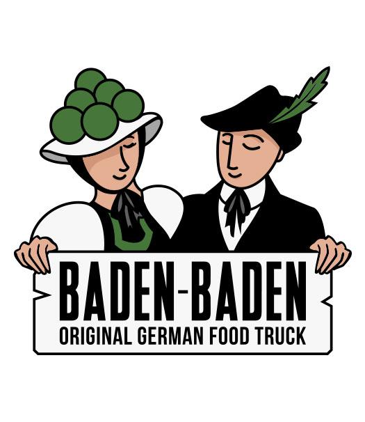 Branding Baden Baden Food Truck