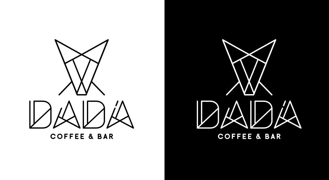 Branding Dadá Coffee Bar