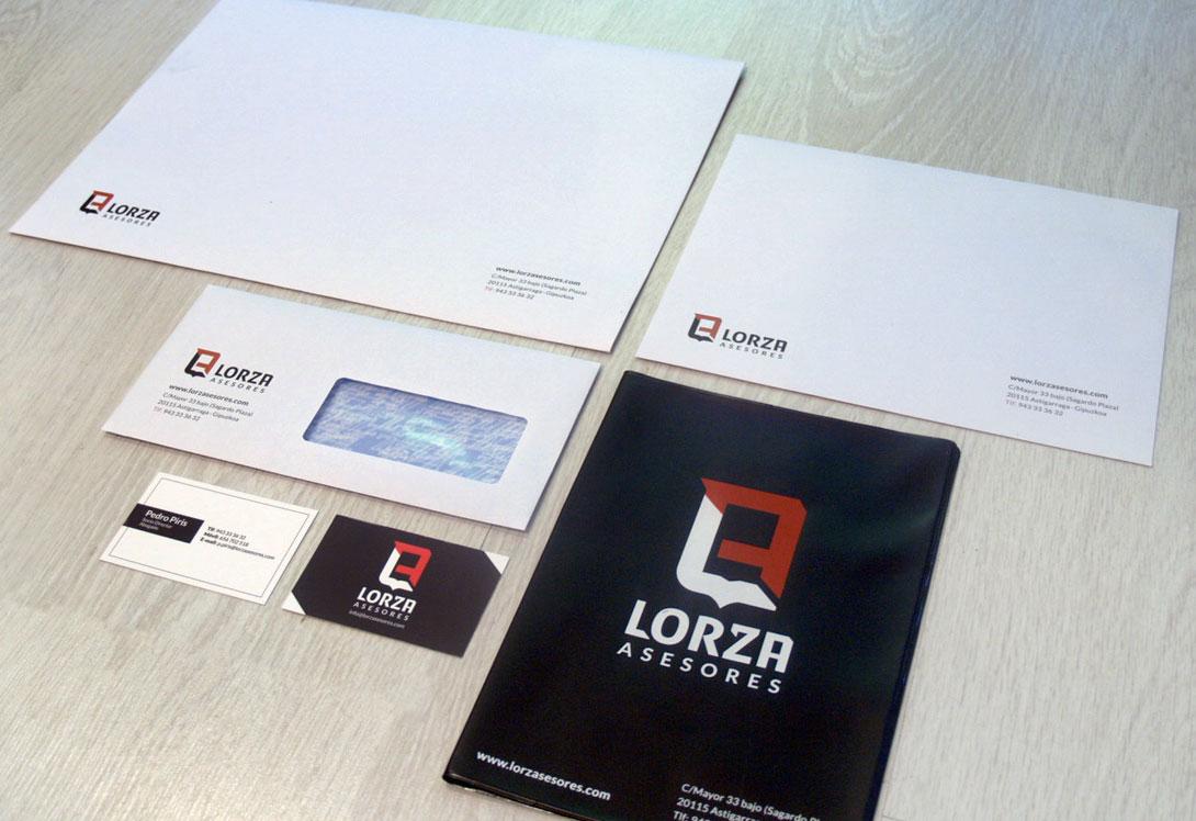Branding Lorza Asesores