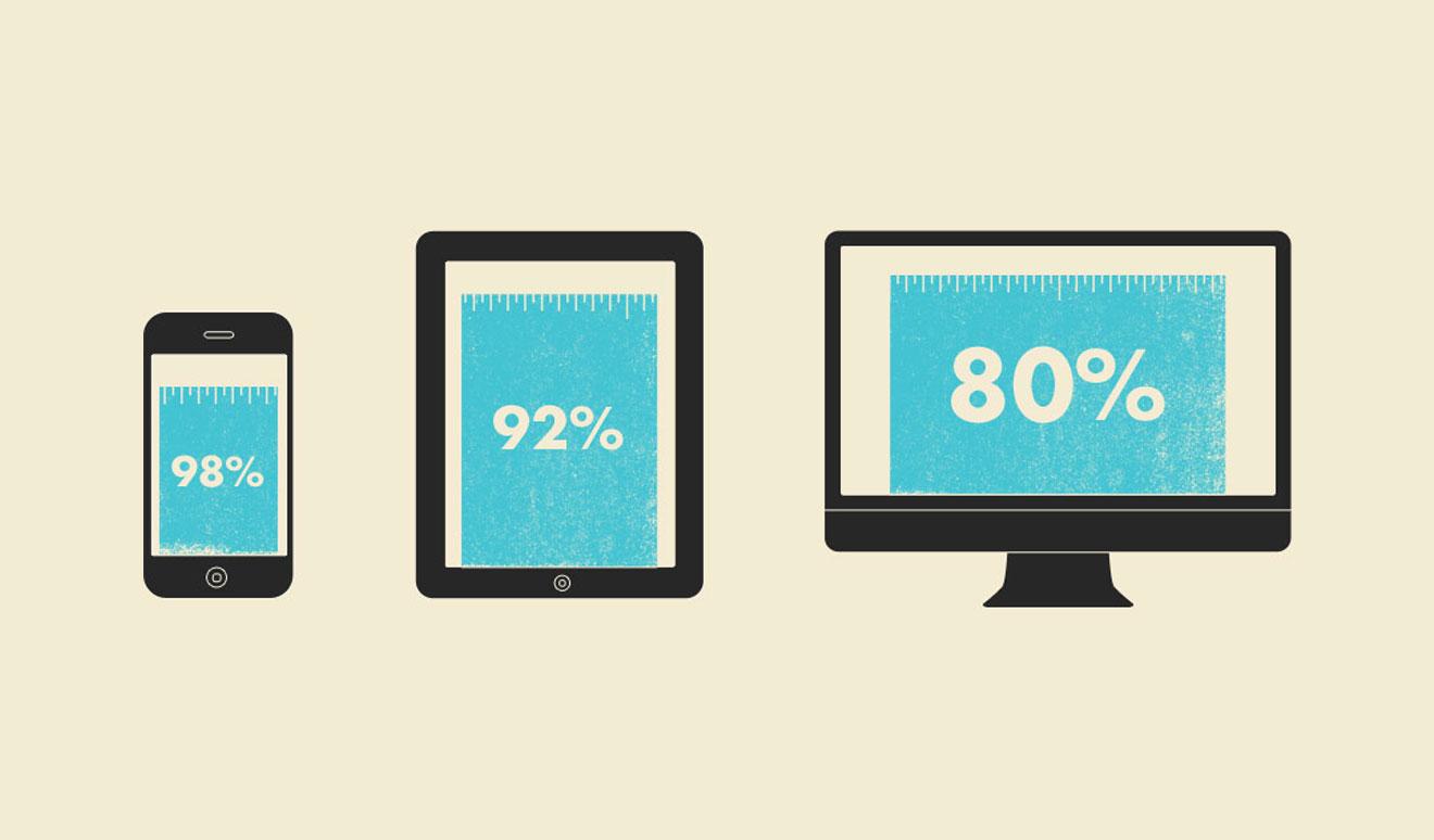 Tipografía fluída – diseño web responsive
