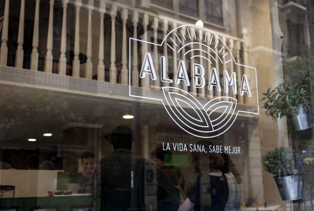 Diseño vinilo Alabama