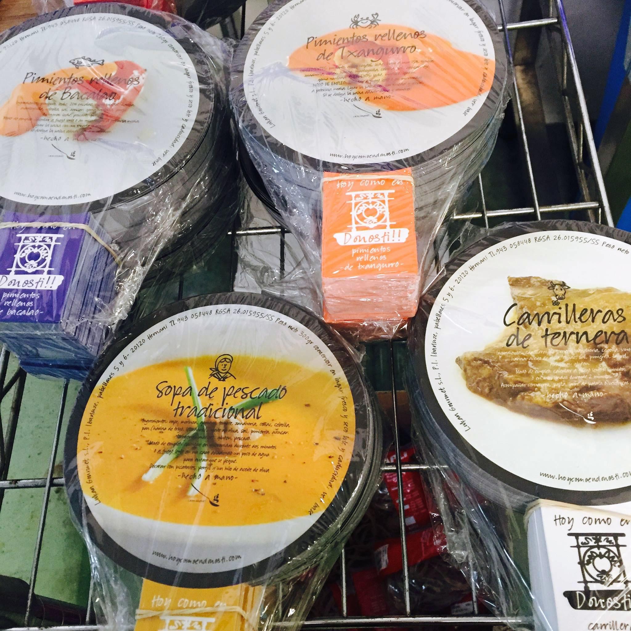 Diseño Packaging Lukan Gourmet