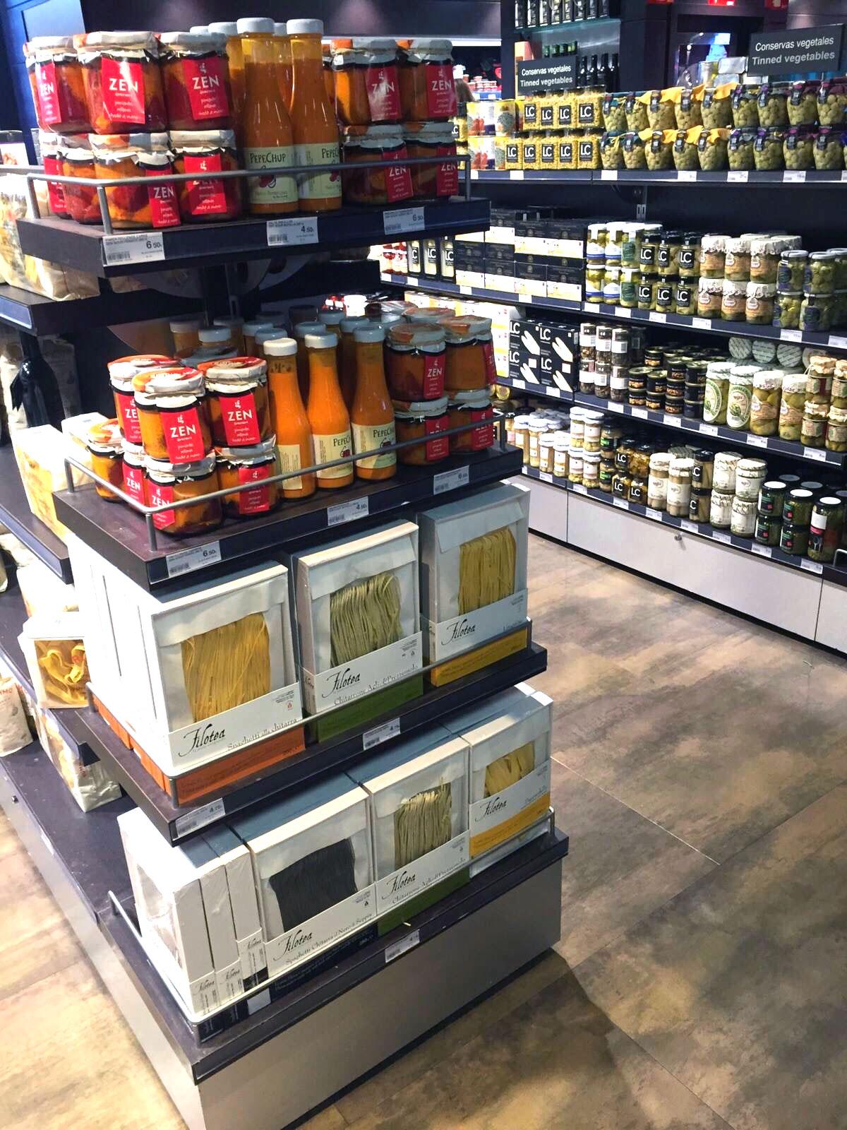 Lineal Diseño Packaging Lukan Gourmet