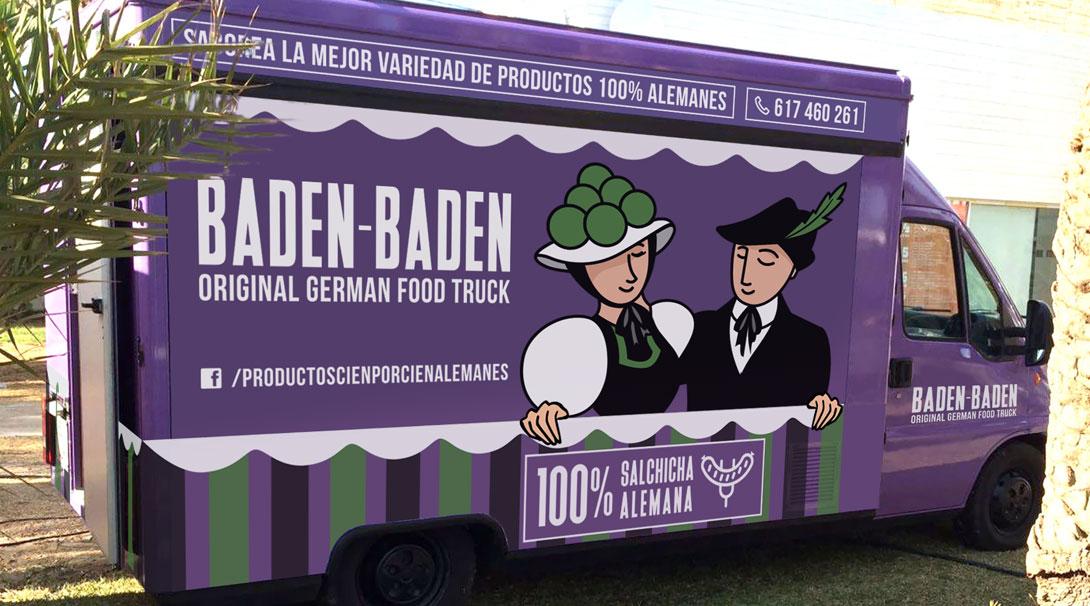 ¡Baden-Baden Foodtruck vencedores!