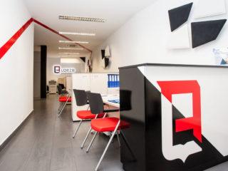 Lorza Asesores - Branding, papelería, diseño de fachada e interiores