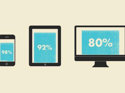 Tipografía fluída - diseño web responsive