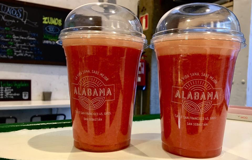 Diseño vaso Alabama