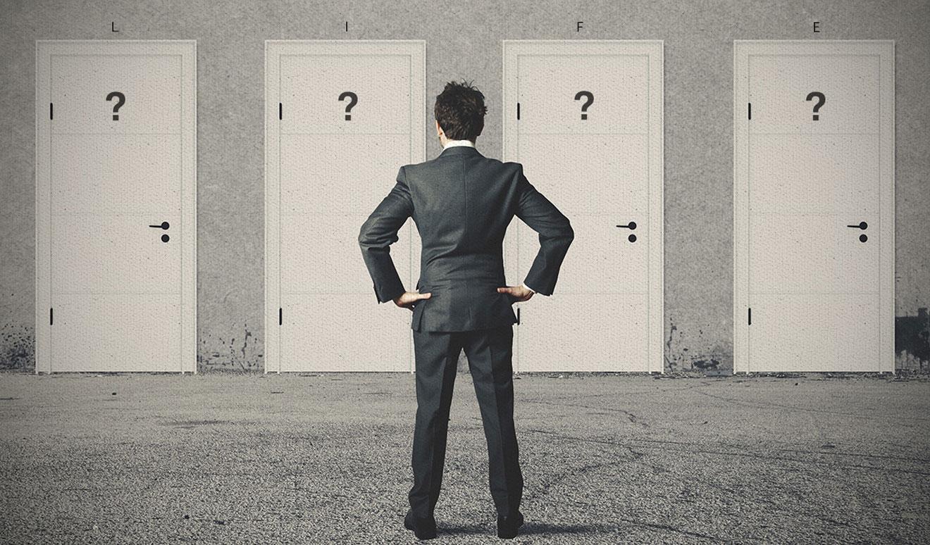 ¿Qué hacer cuando no se sabe lo que se quiere?