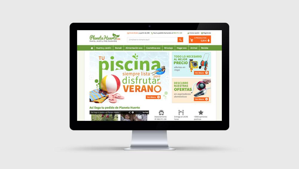 Planeta Huerto - Diseño de Packaging, diseño gráfico 4