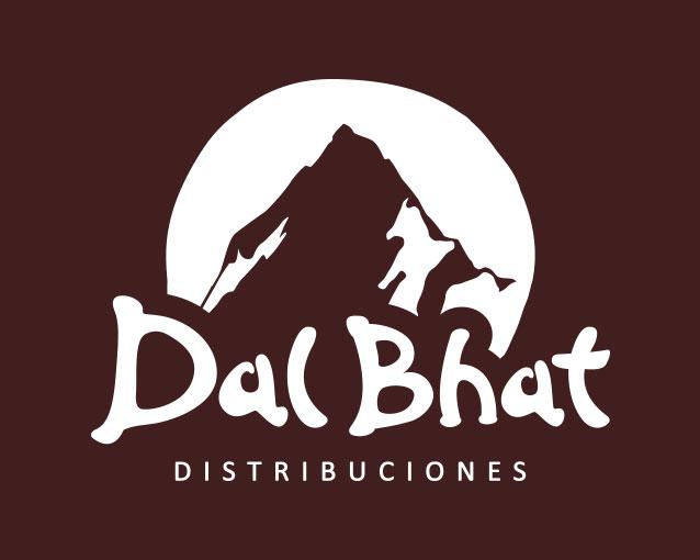 Diseño logotipo Dal Bhat