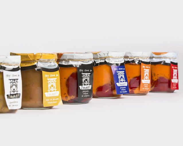 Diseño Packaging Lukan Gourmet