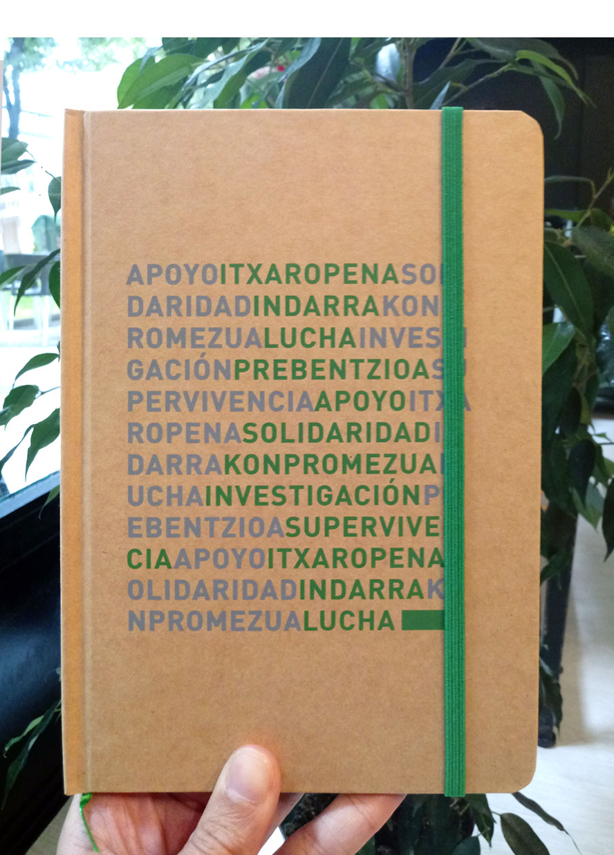 Cuaderno Congreso Euskadi contra el cancer