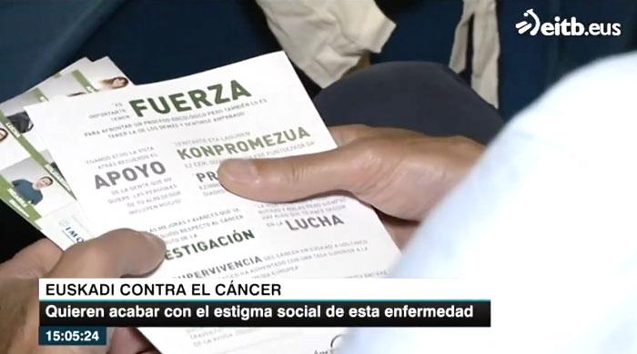 AECC Gipuzkoa - I Congreso Euskadi contra el Cáncer 1