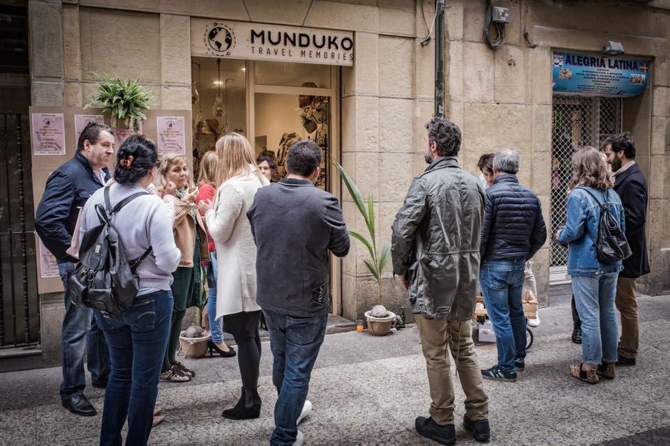 Munduko diseño fachada