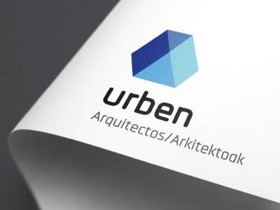 Urben Arquitectos - Diseño de marca