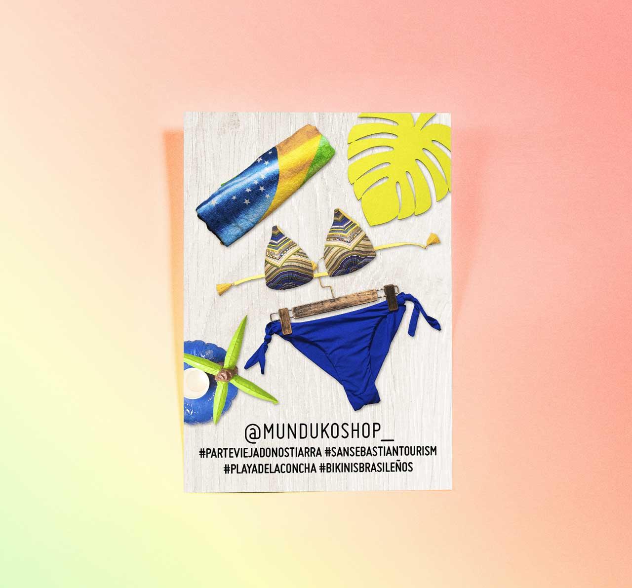 Munduko Shop - Diseño de marca 1