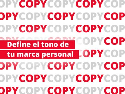 Enamoradas del Copy Writing