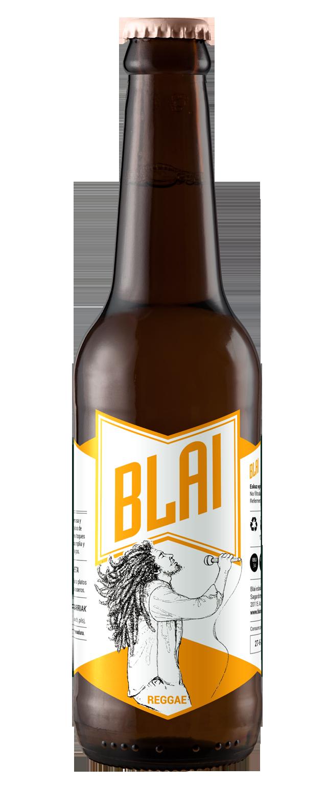 Blai / Cervezas artesanas - Marca, etiqueta, ilustración, web 5