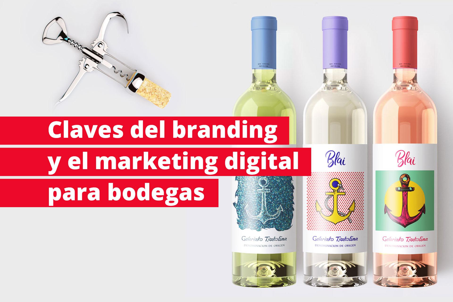 ¿Qué hace que un cliente escoja un vino? Claves del branding y el marketing digital para bodegas 14